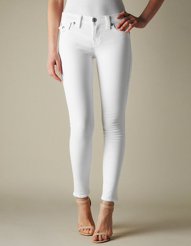 Womens Serena Higher Rise Legging - (qy Optic White)