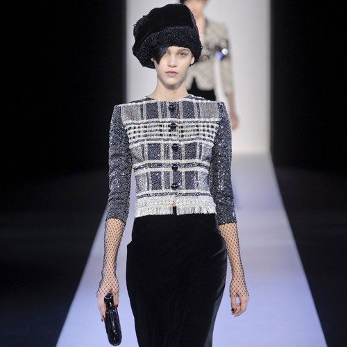 Giorgio Armani Review | Fashion Week Fall 2013