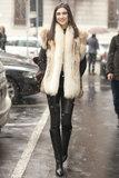 Milan Fashion Week Street Style Fall 2013