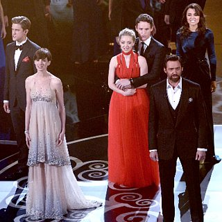 Les Mis Oscars Medley | Video