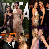The 25 Best BFF Moments at the Vanity Fair Oscars Party