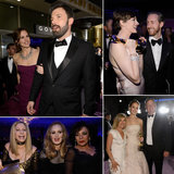 Oscar Winners Take Their New Statues to the Governors Ball