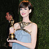 Anne Hathaway Oscar Party Dress 2013 | Pictures