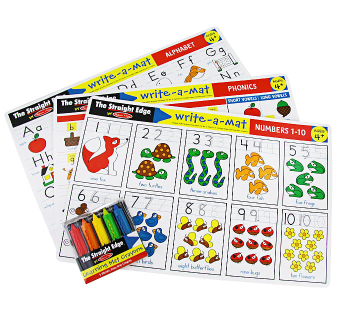 Basic Skills Learning Mats