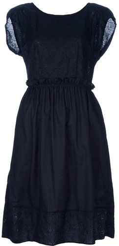 Marc By Marc Jacobs fit and flare dress