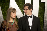 Andy Samberg and Joanna Newsom