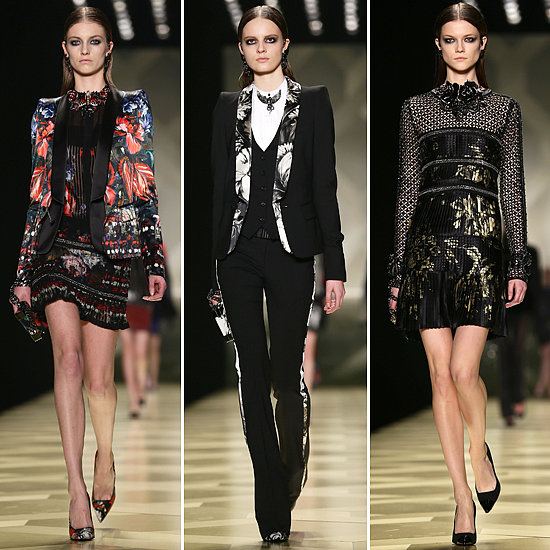 2013 Autumn Winter Milan Fashion Week: Roberto Cavalli