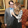 Sarah Jessica Parker With Matthew Broderick at NYC Benefit