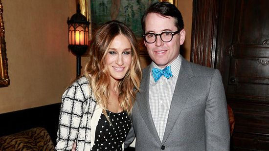 Sarah Jessica Parker Mixes Prints Like a Pro With Checks and Polka Dots