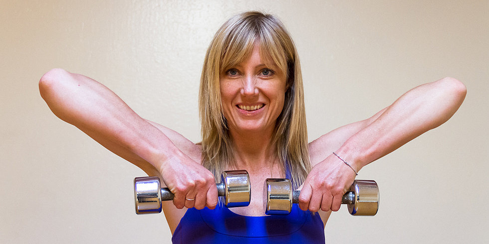 Quick Trip to the Gun Show: 5-Minute Arm Workout