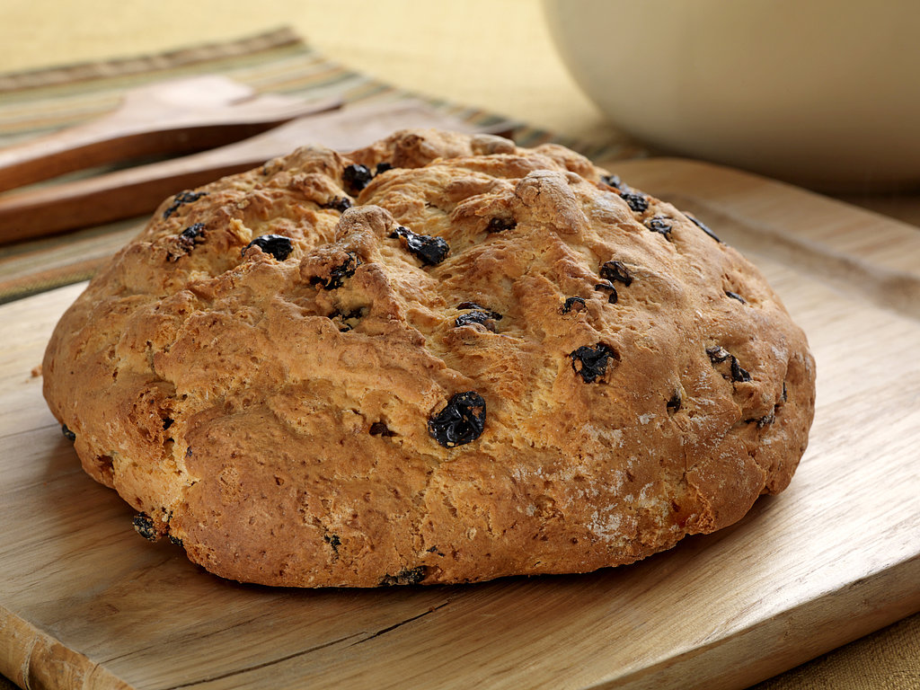Give Thanks With Irish Soda Bread