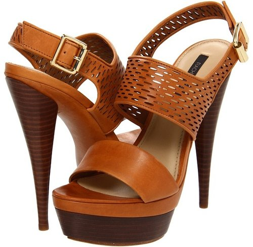 Rachel Zoe - Beau (Tan Vachetta Leather) - Footwear