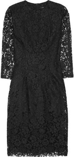 Joseph Corine lace dress