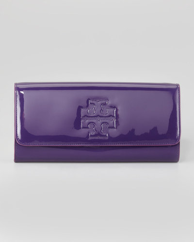 Tory Burch Oversized Bombe Clutch Bag