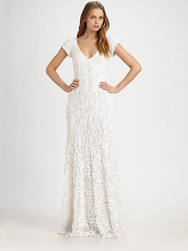Theia Petal Gown