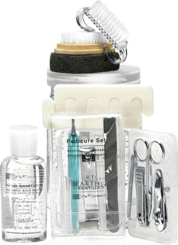 Earth Therapeutics Manicure and Pedicure Deluxe Set