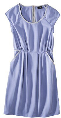 Mossimo Womens Fit and Flare Dress w/ Pockets - Assorted Colors
