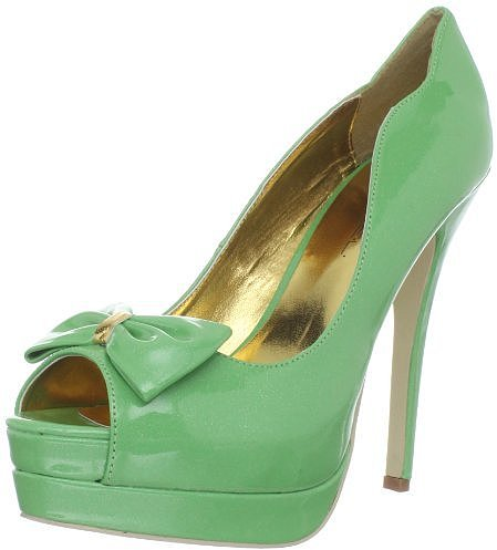 C LABEL Women&#039;s Jocelyn-47A Platform Pump