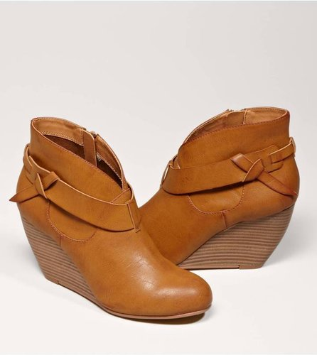 AEO Wedge Bootie