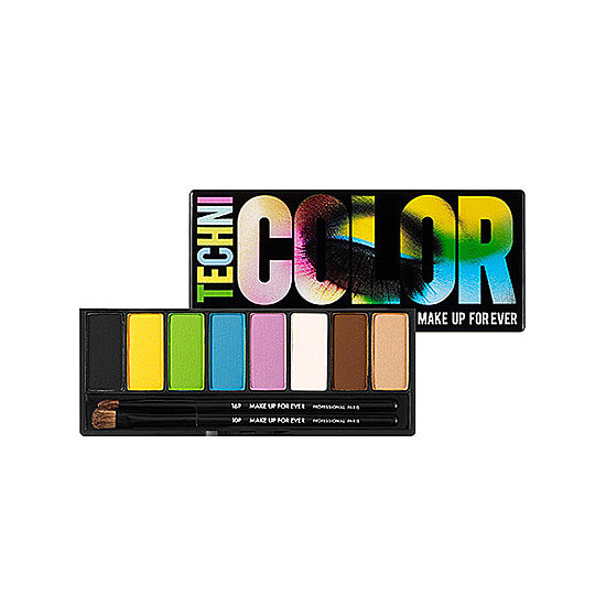 The best part about Make Up For Ever's new Technicolor Palette ($45) isn't just the brilliant assemblage of neutral to Spring-worthy statement shades. It's also the story behind it. Inspired by the transition from black and white to color in motion pictures, this eight-shade palette will give you a transformation of your own.  — Jaime Richards, editor