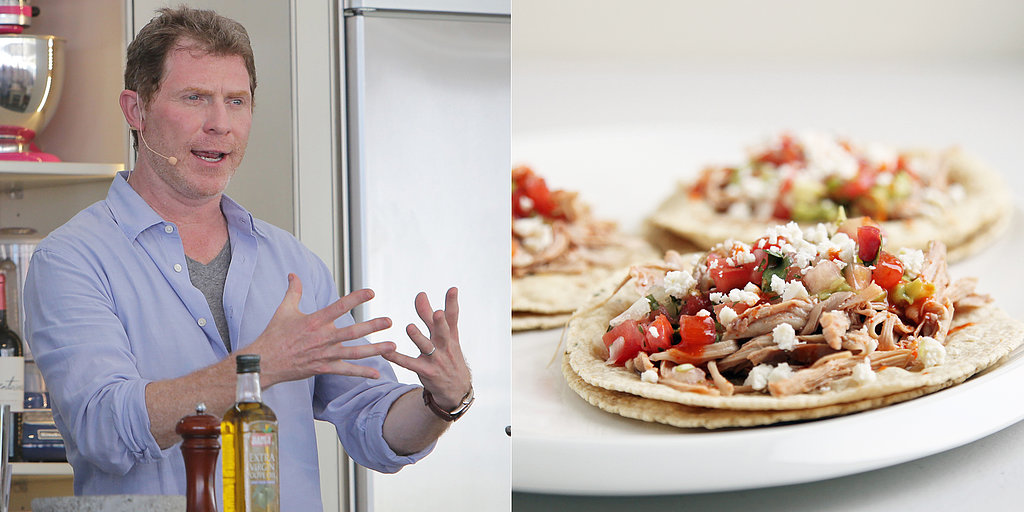 Bobby Flay's Top 4 Taco Tips