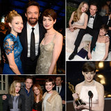 See the Les Misérables Cast's Best Award Season Moments!