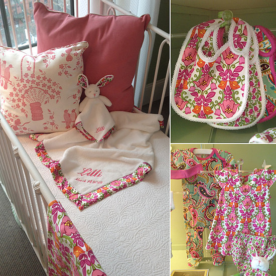 Vera Bradley to Brighten Up Tots' Rooms With New Baby Collection