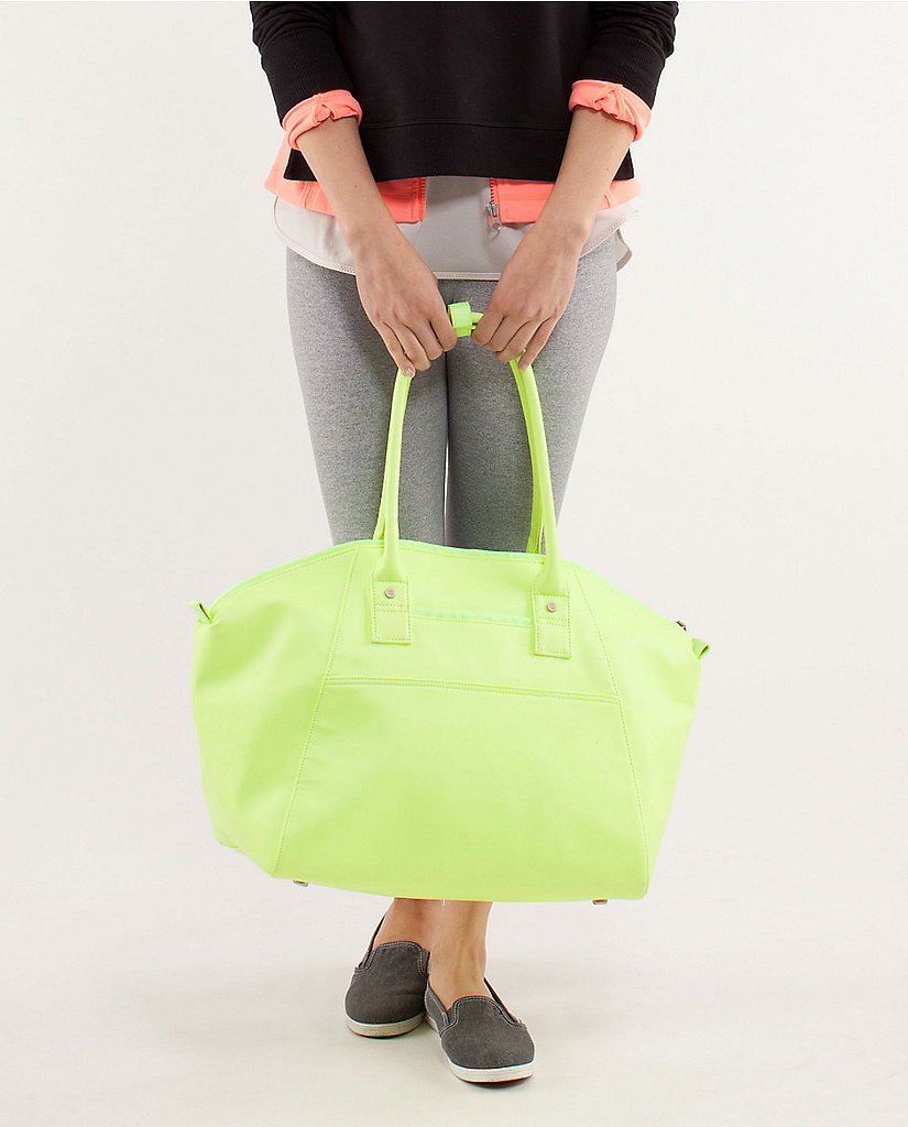 Lululemon Vinyasa to Vino Bag