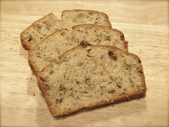 Banana Pear Bread