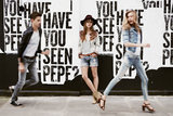 Cara Delevigne for Pepe Jeans London