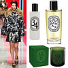Diptyque at Fashion Week 2013