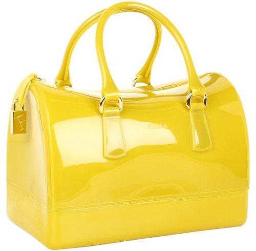 Furla Handbags - Candy Bag (Lime) - Bags and Luggage