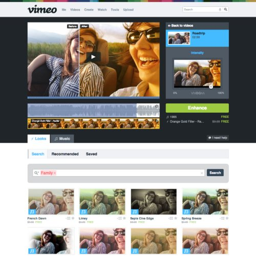 Vimeo Video Enhancer