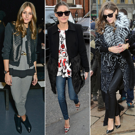 Style Profile: Olivia Palermo's Fall '13 Fashion Week Looks