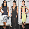Glee Stars Lea Michele, Naya Rivera&amp; Jayma May Style Poll