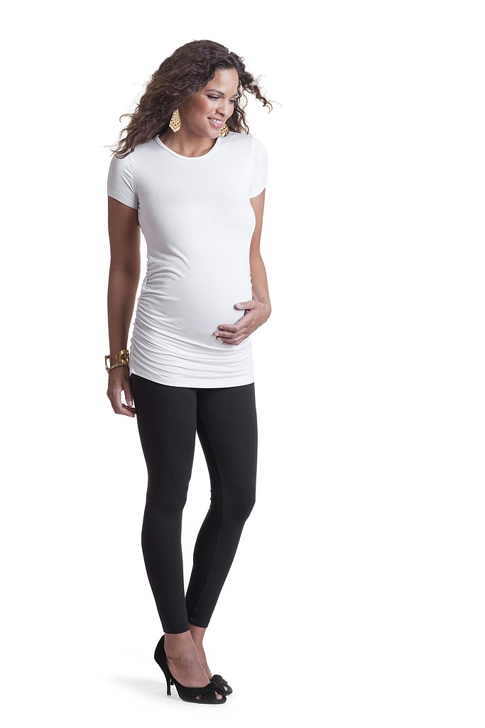 Short-Sleeved Maternity Top ($44)