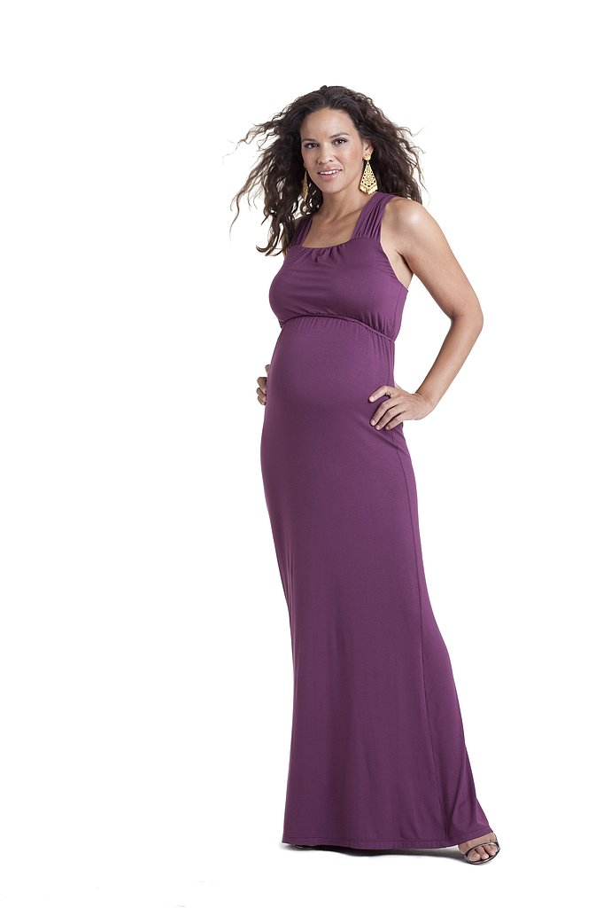 Sleeveless Maternity Dress ($68)