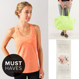 Fit For March: Must Haves