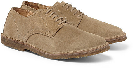 J.Crew MacAlister Suede Derby Shoes