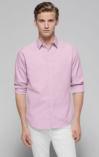 Zack PS Cotton Oxford Shirt