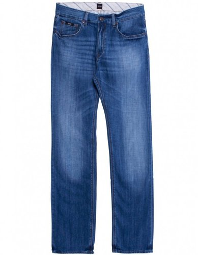 Men&#039;s Hugo Boss Black Maine Light Wash Jeans