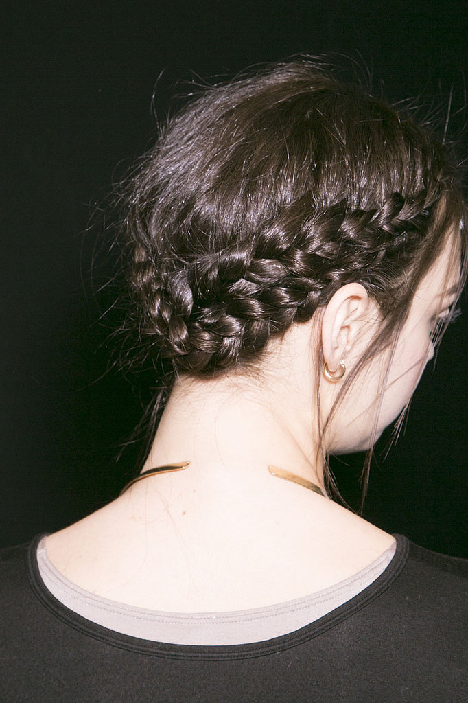 The Hair at Viktor & Rolf, Paris