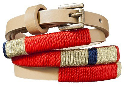 MSC Thread Braid Tri Color Tan
