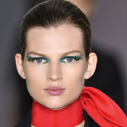 Fashion Week Hair & Beauty Retrospective: Christian Dior