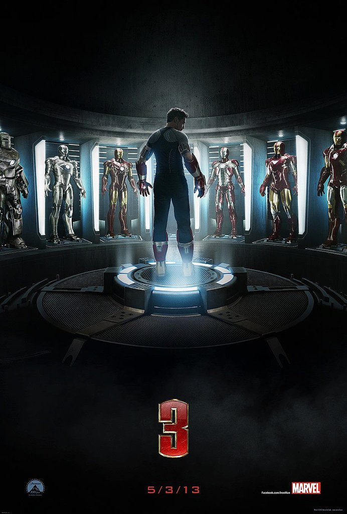 Robert Downey Jr. returns as Tony Stark, aka Iron Man.