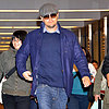 Leonardo DiCaprio Arrives in Japan