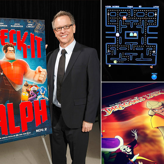 Wreck-It Ralph Director's Favorite Video Games