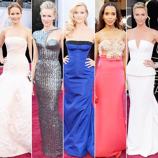 Have you voted in our Oscars red-carpet best-dressed poll yet?