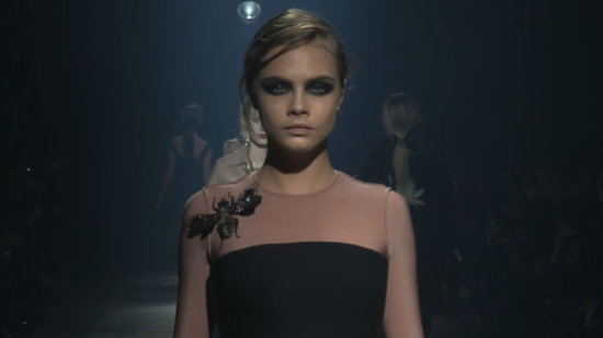 Watch Lanvin's Fall '13 Show Here — Gorgeous Gowns and Jewels Abound