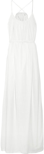 Thakoon Addition Jersey maxi dress